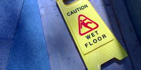 Falls Due to Raised Floors – Injury from Buckled Floor