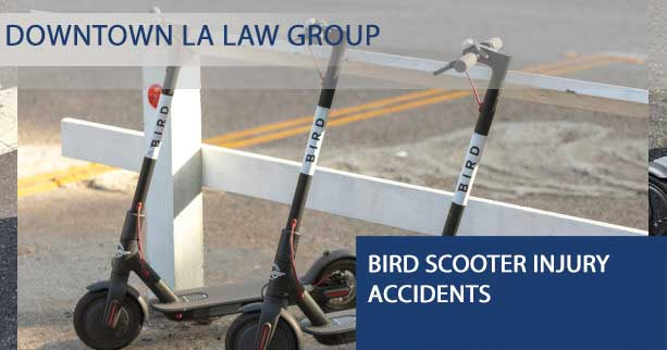 Bird Scooter Injury Accidents