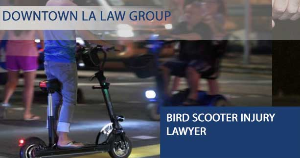 Bird Scooter Injury Lawyer