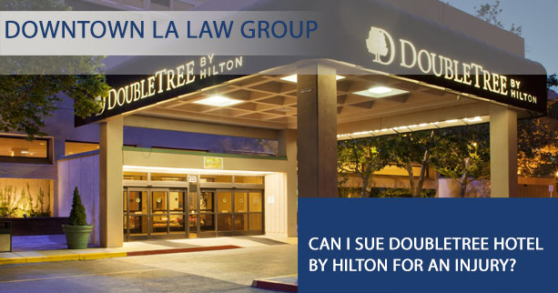 Doubletree by Hilton injuries