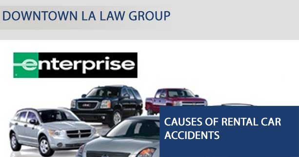 Causes of Rental Car Accidents