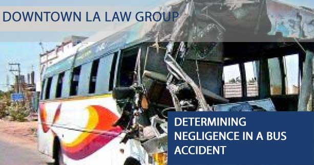 Determining Negligence in a Bus Accident