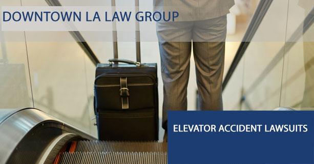 ELEVATOR ACCIDENT LAWSUITS