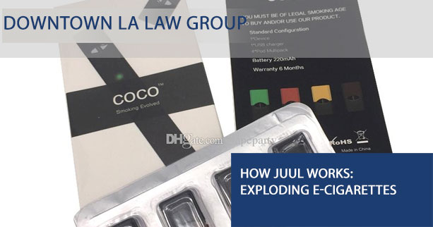 Athens dad files lawsuit against JUUL