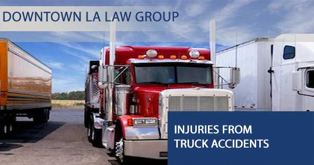 Injuries from Truck Accidents