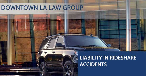 Liability In Rideshare Accidents