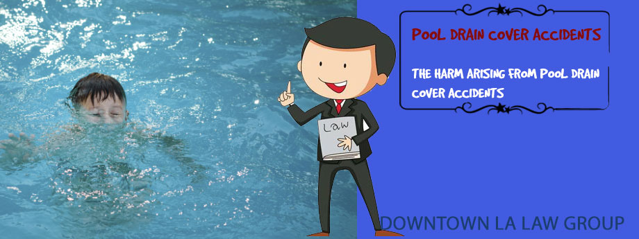 Pool Drain Cover Accidents