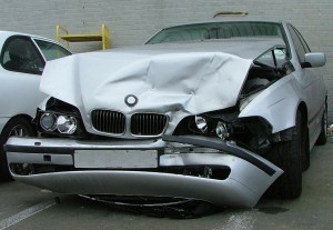 Rear end collision car accident attorney
