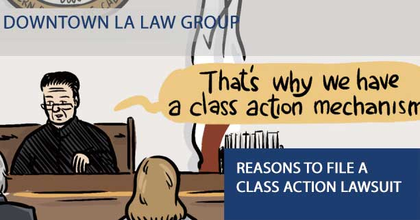 Reasons to File a Class Action Lawsuit