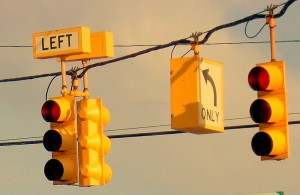 Red Light car accident attorney