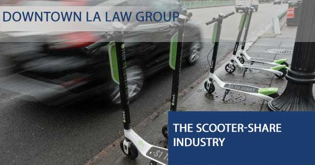 Who is Liable for Lime and Bird Scooter Injuries?