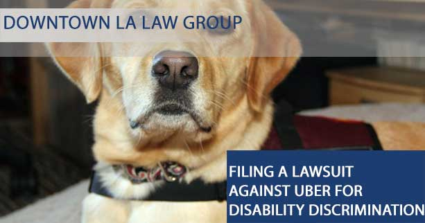 Legal Details of Disabilities and Service Animals
