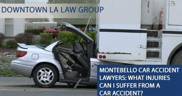 Montebello Car Accident Lawyers