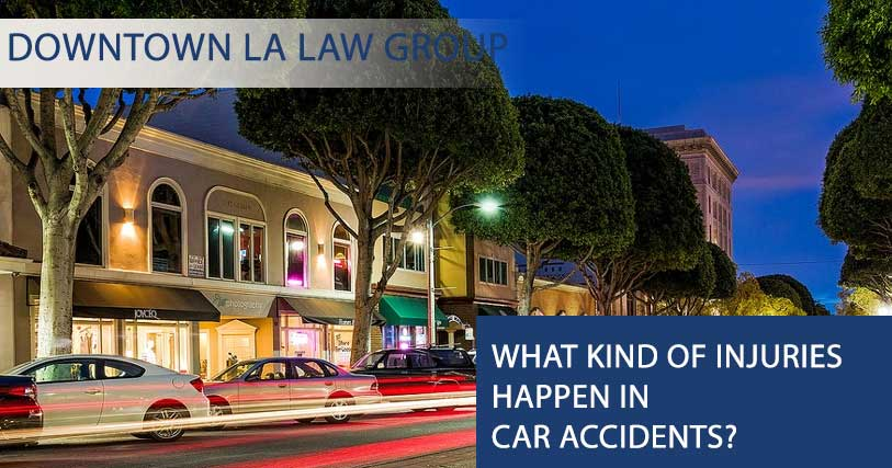 What Kind Of Injuries Happen In Car Accidents?