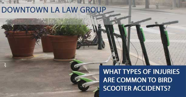 What Causes Bird Scooter Accidents?
