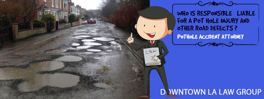 Injuries sustained in a pothole incident: Physical Damage Caused by Potholes