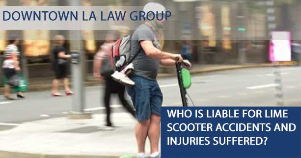 The Different Laws Relevant to Electric Scooters