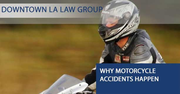 Why Motorcycle Accidents Happen