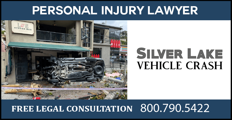 car crash silver lake auto accident vehicle crash personal injury lawyer compensation sue