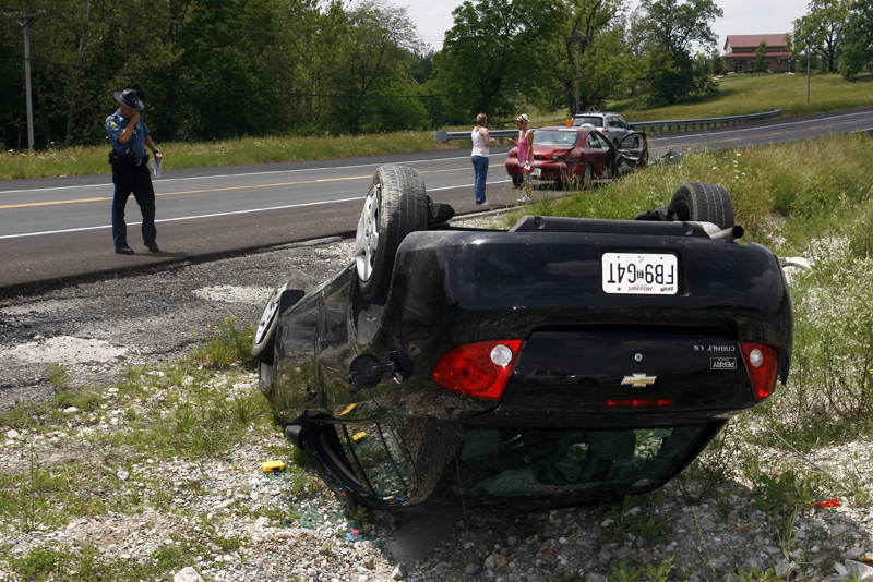 Common Causes of Rollover Accidents in SUV's