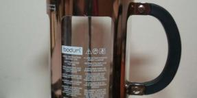 Bodum Starbucks Coffee Press Recalled – Product Liability Lawsuit