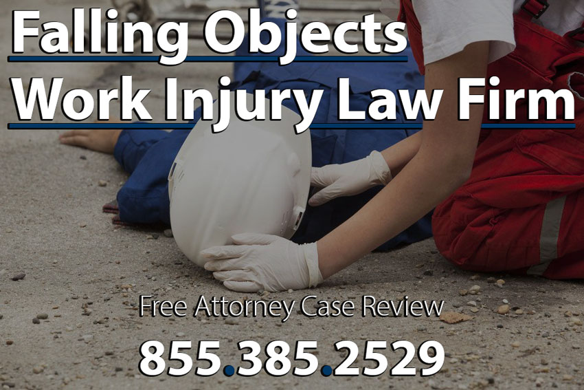 California Falling Objects Attorney | Brain Injuries