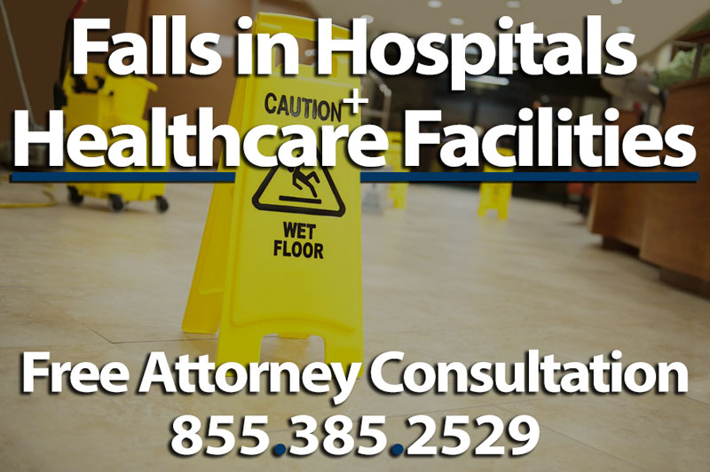 Hospital Slip and Fall Accident Attorney | Doctors Office Injury Claims