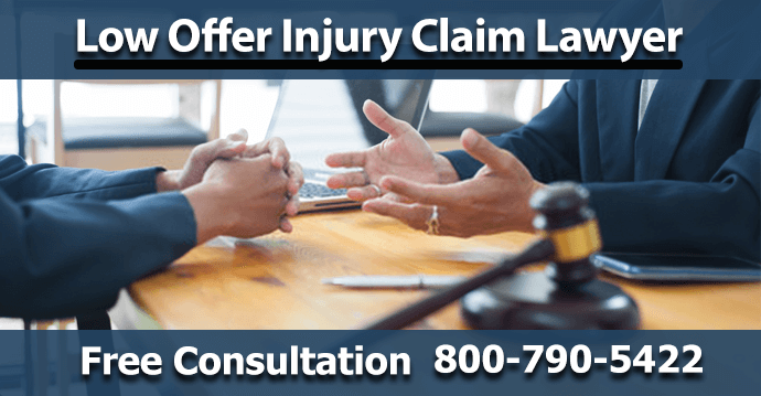 low offer injury claim lawyer personal injury attorney medical malpractice insurance benefit profit protection victim attorney