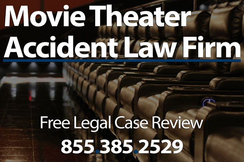 Movie Theater Accidents - How to Recover for Your Injuries