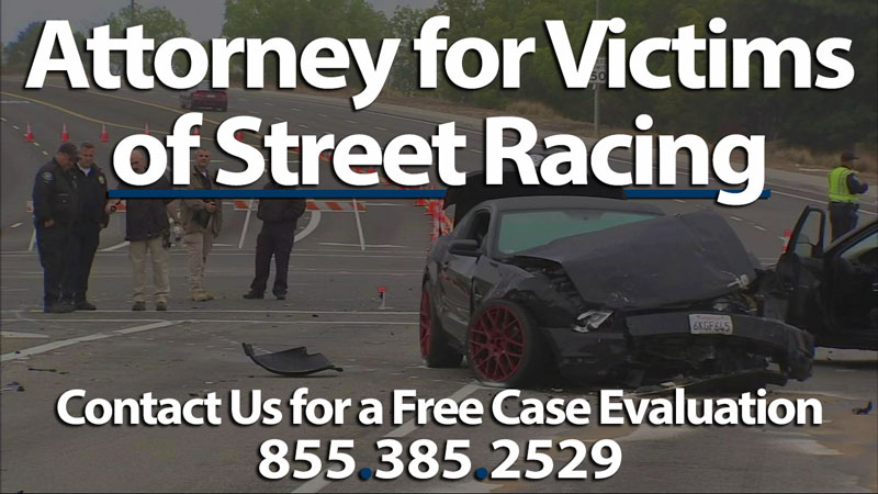 Drag Racing Accident Lawyer | Illegal Street racing injuries