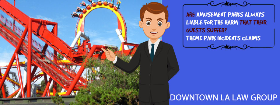 Amusement Park accidet Lawyer